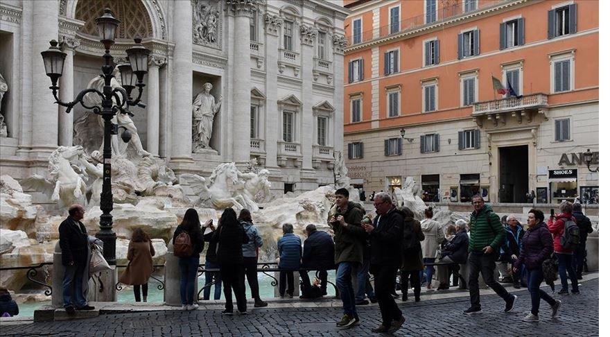 İtalya Dışişleri Bakanı Di Maio: 15 Haziran Avrupa'da turizm için kurtuluş günü