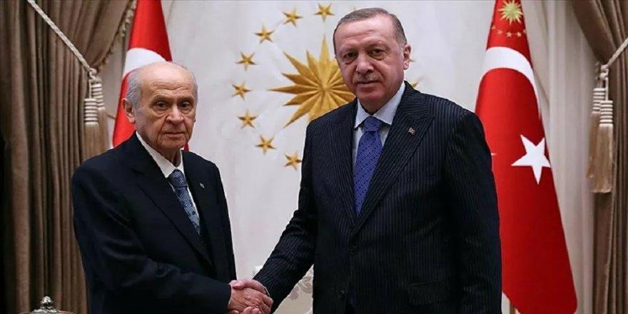 Demokrasi ve Özgürlükler Adası açılışına Erdoğan ile birlikte Bahçeli de katılacak