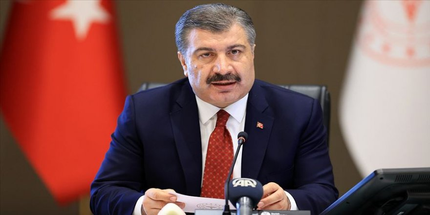 Sağlık Bakanı Koca'dan 'tedbirli olun' uyarısı