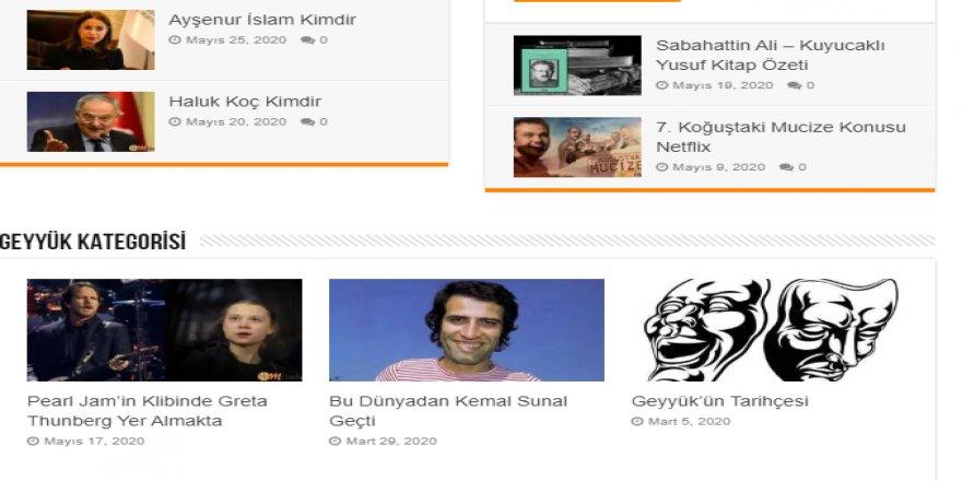 Türkiye'nin En Zengin Kategorisine Sahip Mizah Sitesi
