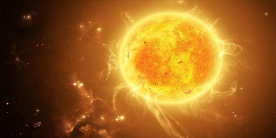 NASA Endişeli ! Güneş solar minimum dönemine girdi