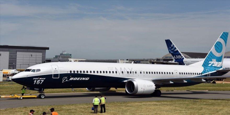 Boeing 737 MAX üretimine tekrar başladığını açıkladı