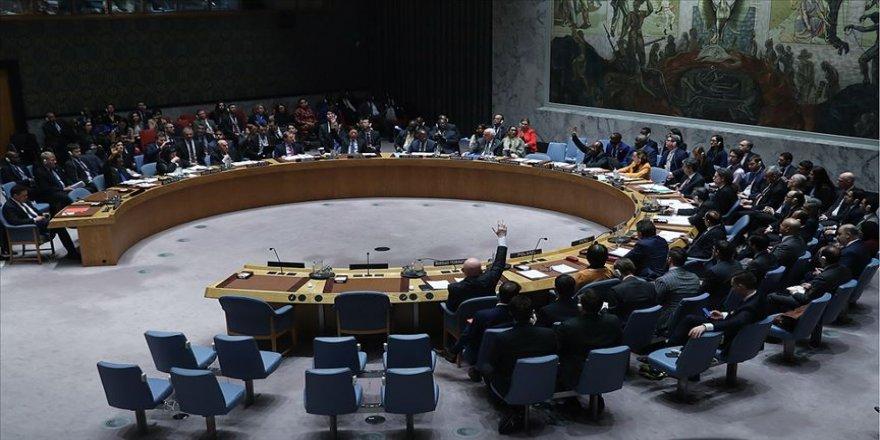 ABD'nin Hong Kong'u BM Güvenlik Konseyi'e taşıma isteğine Çin karşı çıktı