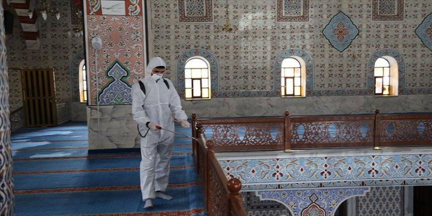 Bingöl'de cemaatle cuma namazı kılınacak camiler belirlendi