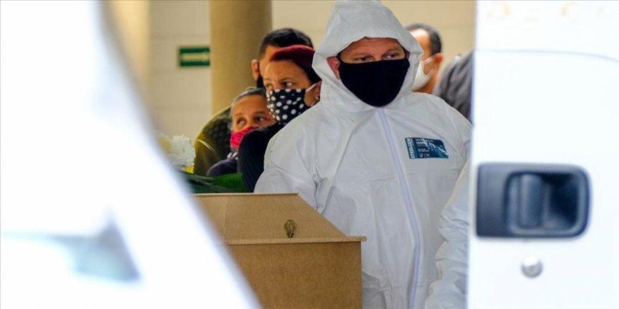 Brezilya'da Kovid-19'dan ölenlerin sayısı 26 bin 754'e çıktı