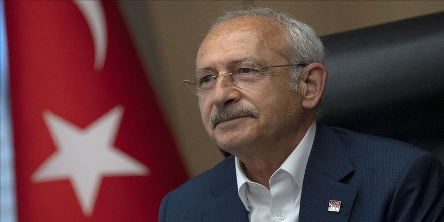 Kılıçdaroğlu, Azerbaycan Cumhuriyeti'nin kuruluşunun 102'nci yılını kutladı