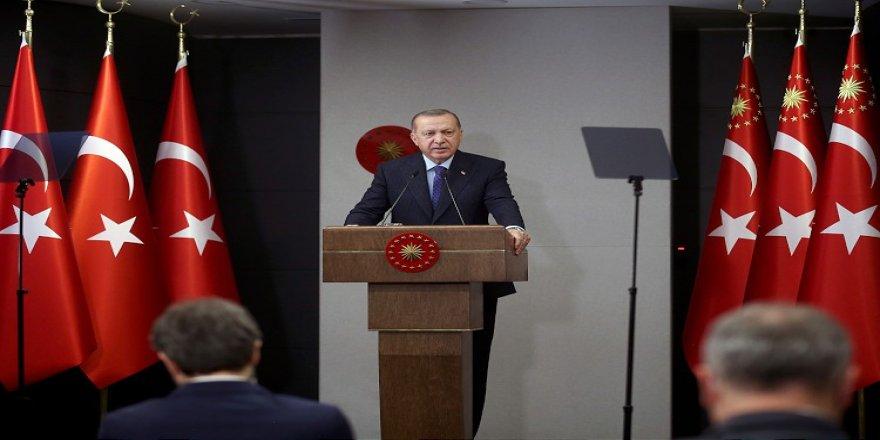 Cumhurbaşkanı Erdoğan: Şehirlerarası seyahat sınırlaması 1 Haziran'dan itibaren tamamıyla kaldırılmıştır