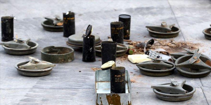 BM, Trablus'un güneyindeki sivil bölgelere tuzaklanan patlayıcılardan kaygılı