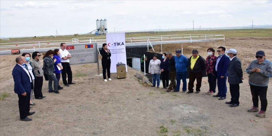TİKA'dan Moğolistan tarımına destek