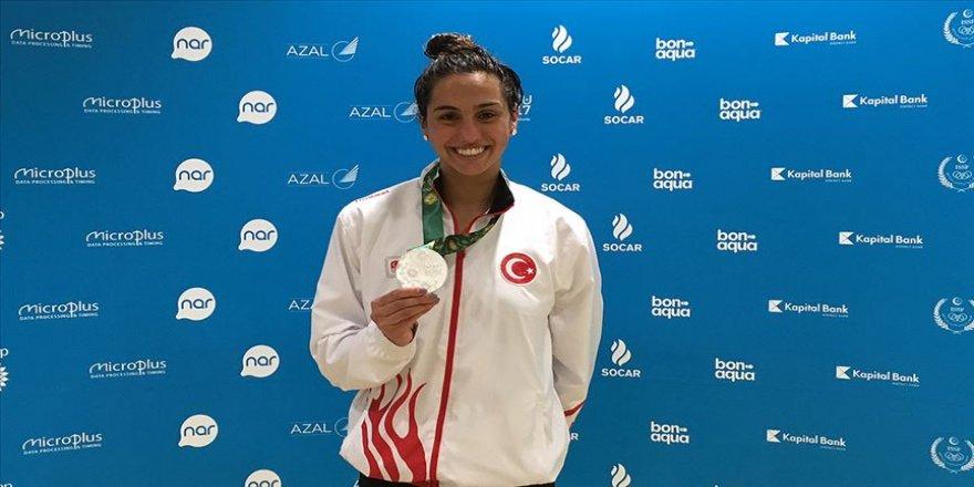 Milli yüzücü Zülal Zeren: Fenerbahçeli olmak bir ayrıcalık