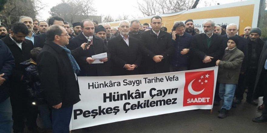 Korkmaz'dan,Kocaeli Büyükşehir ve Gebze Belediyesi'ne Tepki