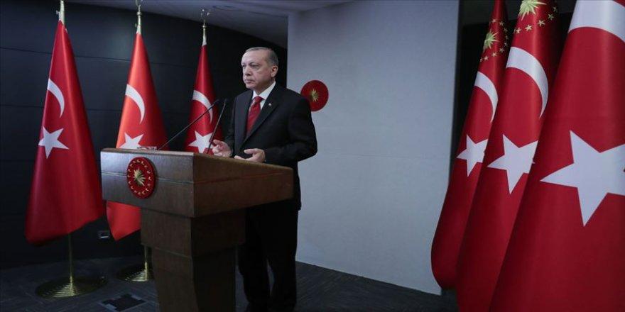 Cumhurbaşkanı Erdoğan: 2053'te gençlerimize ecdatları Fatih'e layık bir Türkiye bırakacağız