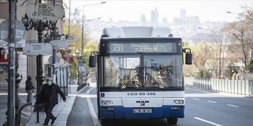 Başkentin toplu taşıma araçları yaz döneminde tam kapasite ile çalışacak