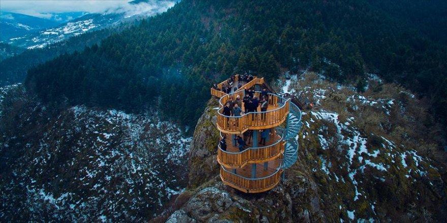 'Dünyanın en derin ikinci kanyonu' Valla ziyaretçilerini bekliyor