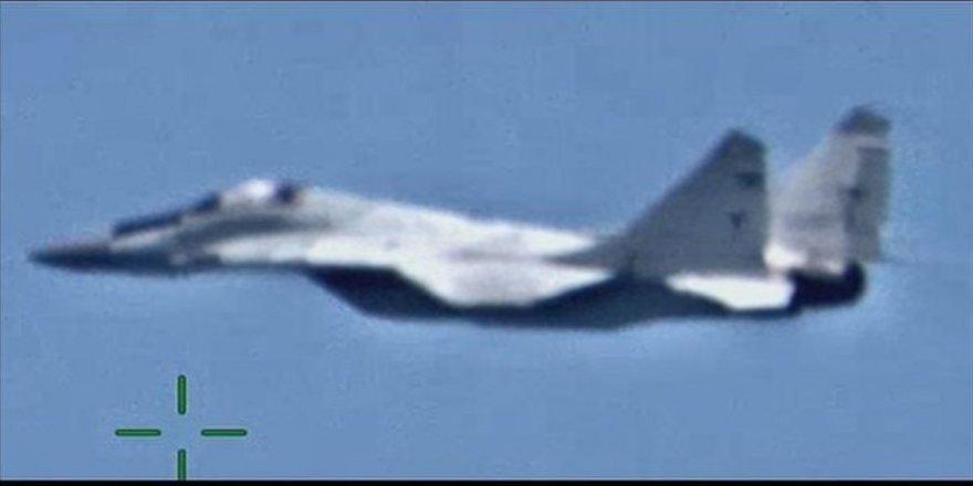 İngiltere Libya'ya Rus savaş uçakları sevk edildiğine ilişkin haberlerden kaygılı