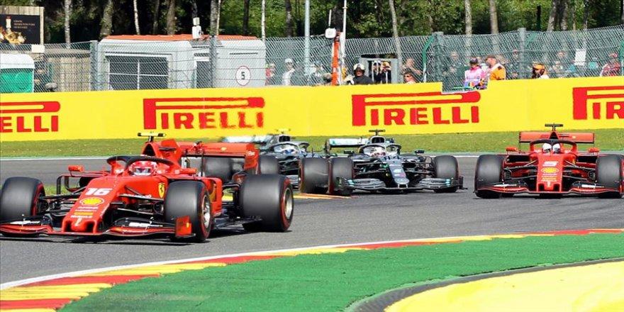 Avusturya'da Formula 1'e onay geldi