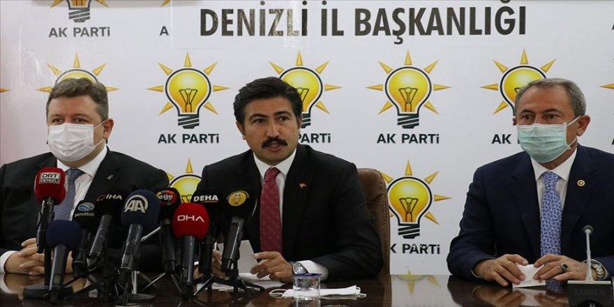 AK Parti'li Özkan salgın süreci ve büyüme oranını değerlendirdi: İkinci çeyrekte de dünyada bir numara olacağız