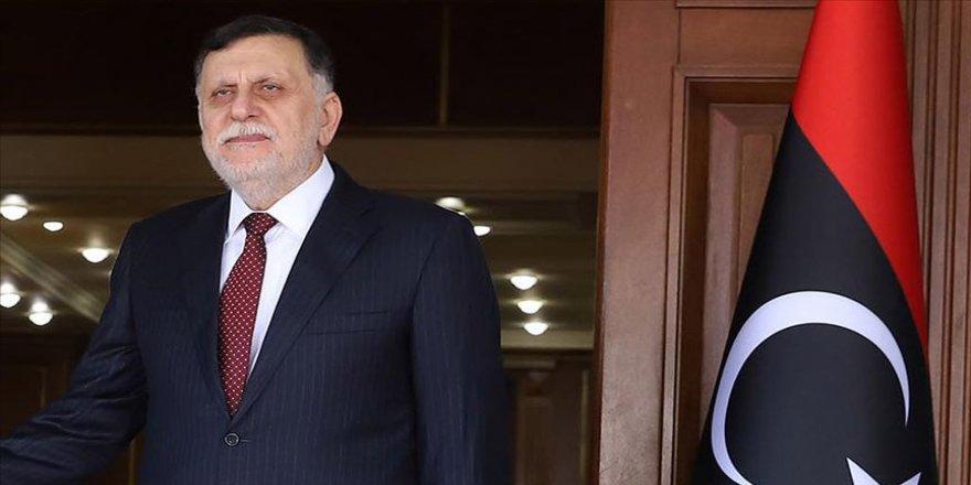 Libya Başbakanı Serrac, İtalyan mevkidaşı Conte ile telefonda görüştü