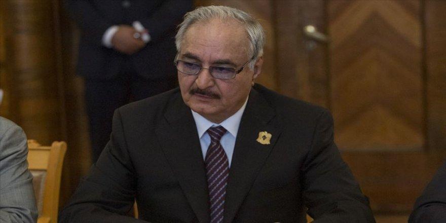 Rus kamu şirketinin darbeci Hafter için bastığı 1 milyar dolarlık sahte Libya dinarı yakalandı