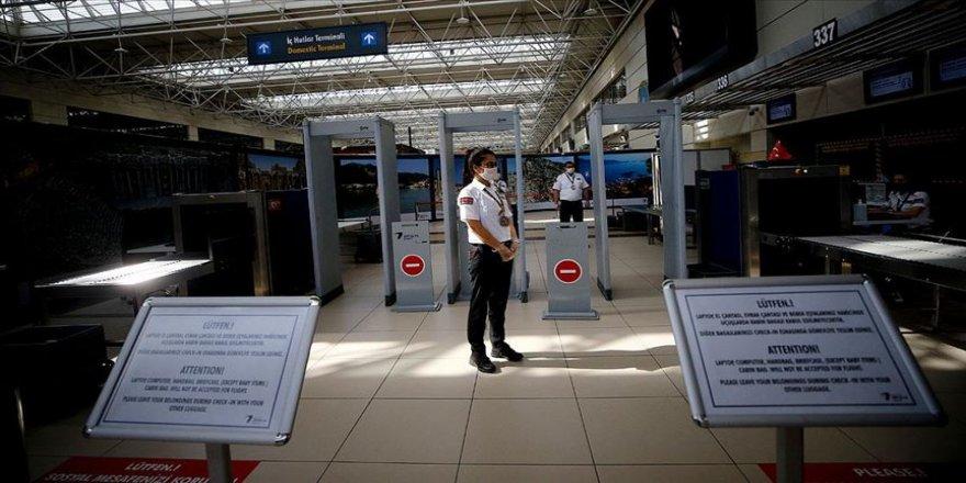'Turizmin başkentinde' uçuşlar başlıyor