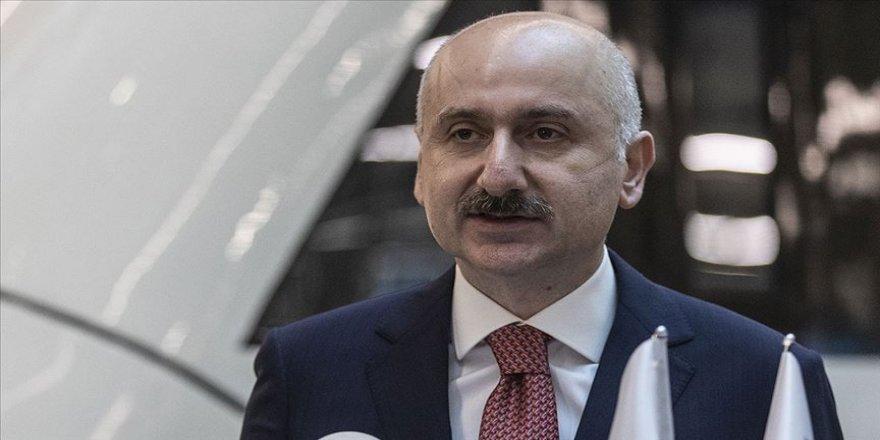 Bakan Karaismailoğlu: Marmaray ve Başkentray'da da normalleşme planını uygulamaya başlayacağız