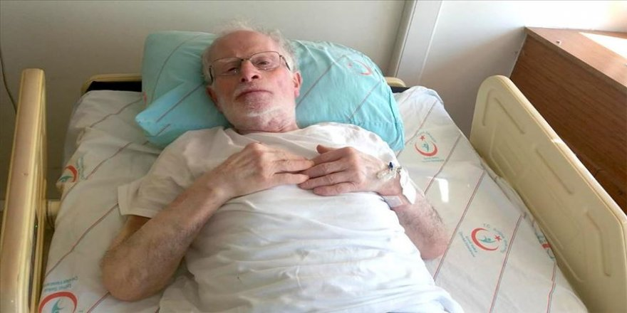 Kalp, şeker ve tansiyon hastası 68 yaşında koronavirüsü yendi