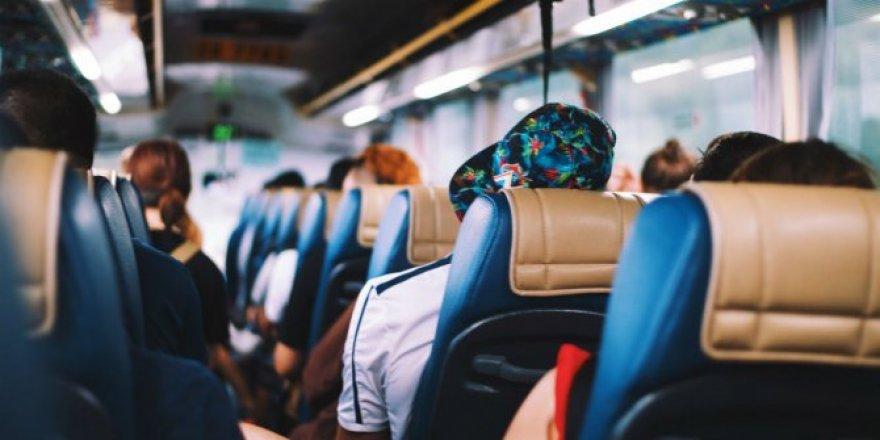 Toplu taşımada ki kısıtlama kaldırıldı