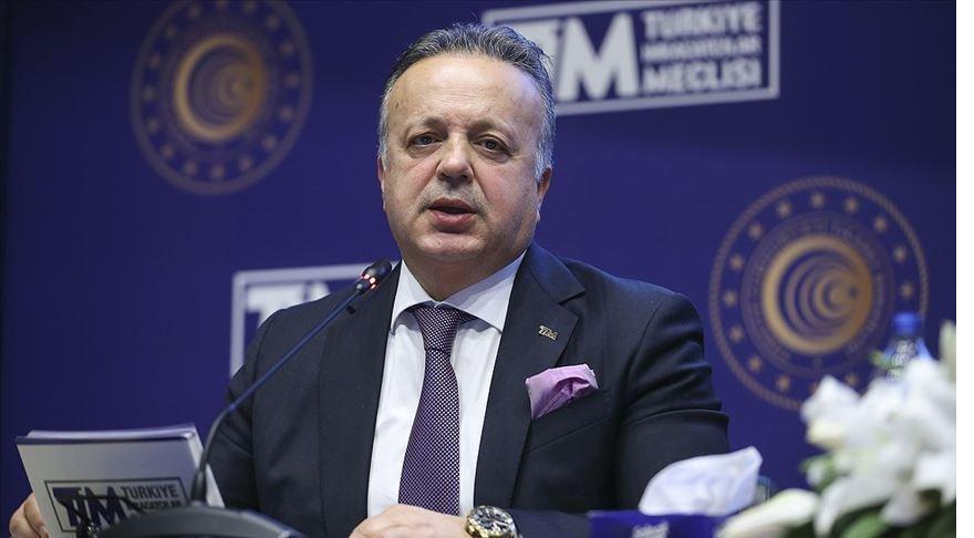 TİM Başkanı Gülle: İhracatta kayıpları telafi ederek yeni rekorlar kıracağız