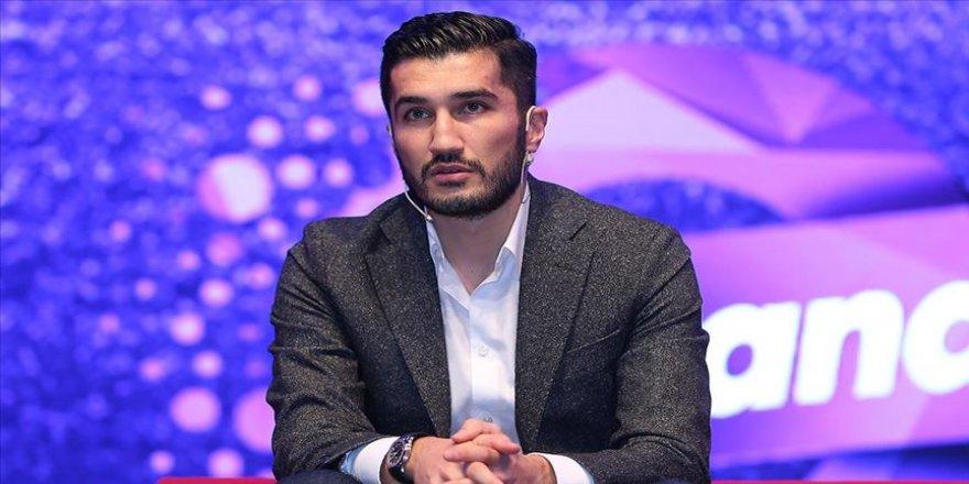 Nuri Şahin sezonu kapattı