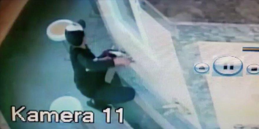 Tekirdağ'da camiden musluk çaldığı iddia edilen 2 zanlı yakalandı