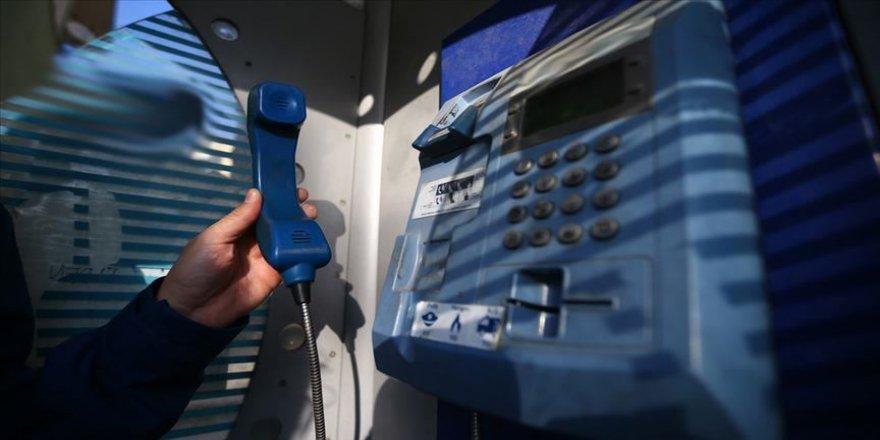 Konya merkezli 7 ilde FETÖ'ye yönelik 'ankesörlü telefon' operasyonu
