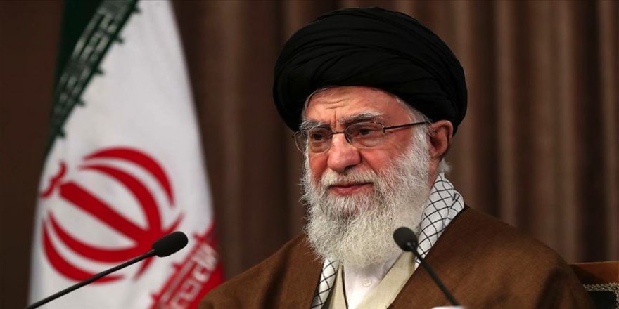 İran lideri Hamaney: Birçok alanda değişime ihtiyaç duyuyoruz