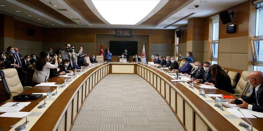 TBMM Adalet Komisyonunda 2. Yargı Paketi'nin görüşmelerine başlandı