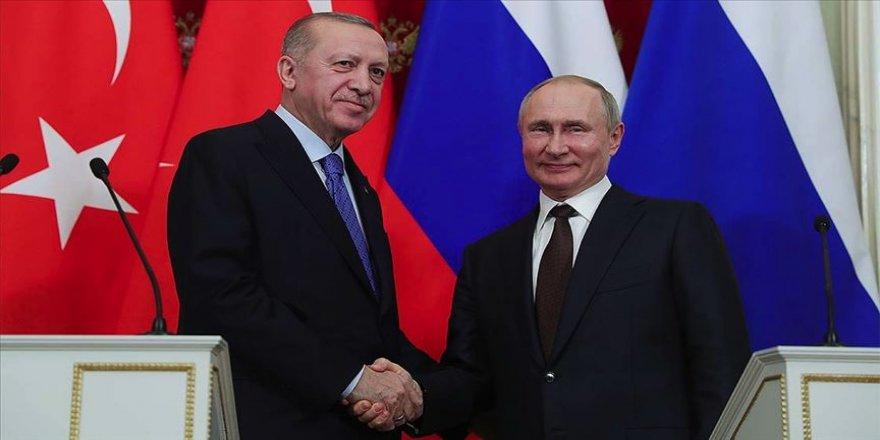 Türkiye-Rusya diplomatik ilişkilerinde 100. yıl