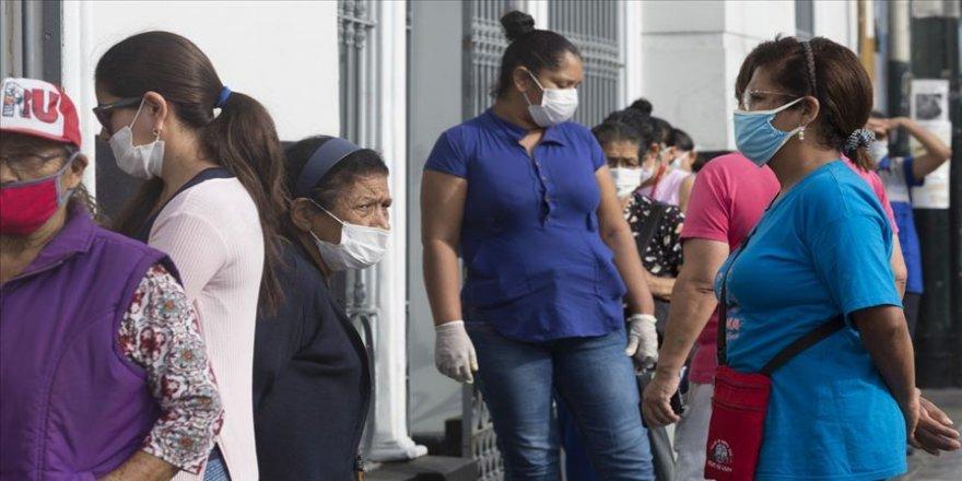 Peru'da son 24 saatte Kovid-19 nedeniyle 133 kişi öldü
