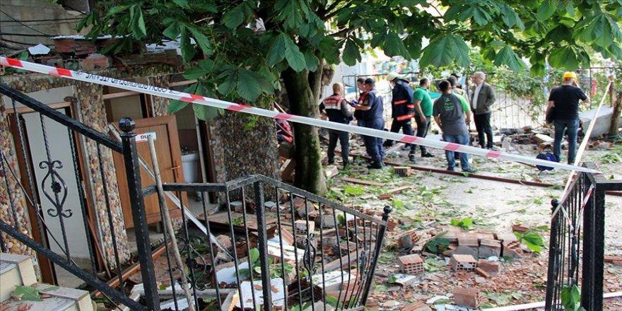 Ordu'da benzin istasyonunun restoran bölümünde patlama: 1 yaralı