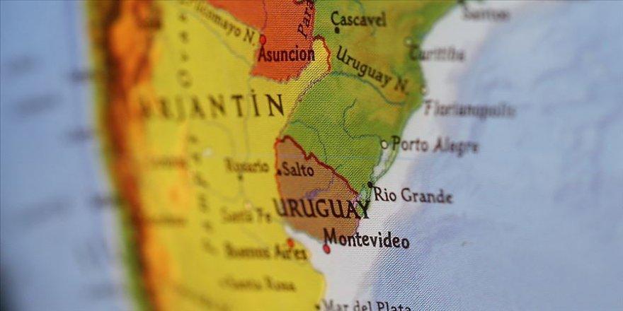 Kovid-19 salgını nedeniyle Uruguay'da mahsur kalan 4 Türk yurda dönüyor