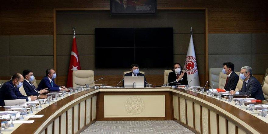 İkinci yargı paketini içeren kanun teklifi TBMM Adalet Komisyonunda kabul edildi