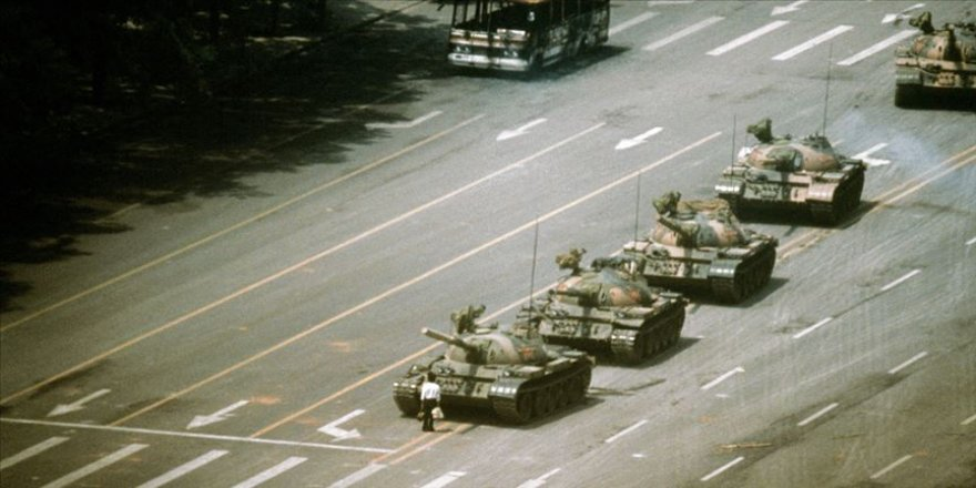 Tienanmın olaylarının 31. yıldönümü