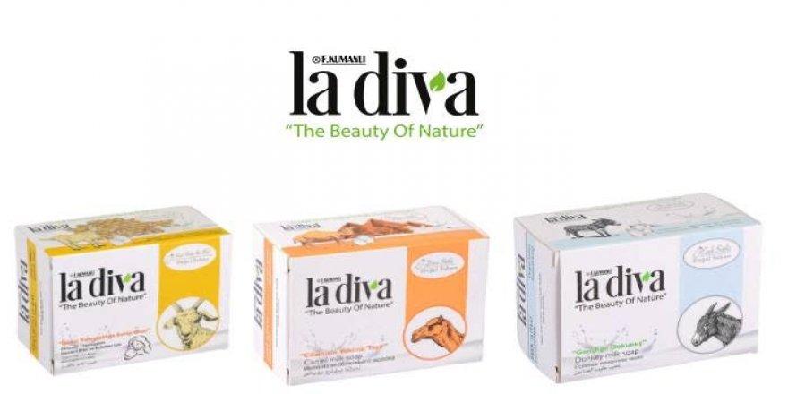 Doğal Kişisel Bakım Ürünleri LaDiva'da