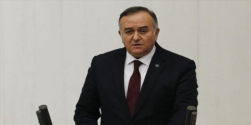 MHP Grup Başkanvekili Akçay: CHP ve HDP vekillerinin suçlarını milletimizden saklamaya çalışıyor