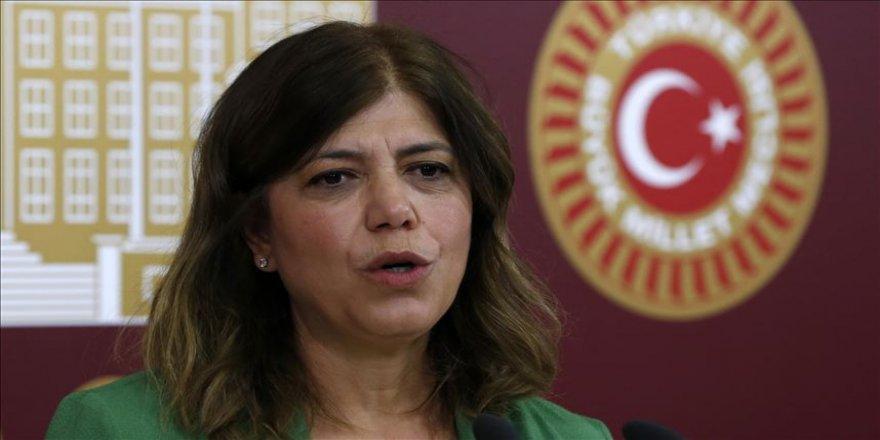 HDP Grup Başkanvekili Beştaş, üç ismin vekilliğinin düşürülmesini değerlendirdi