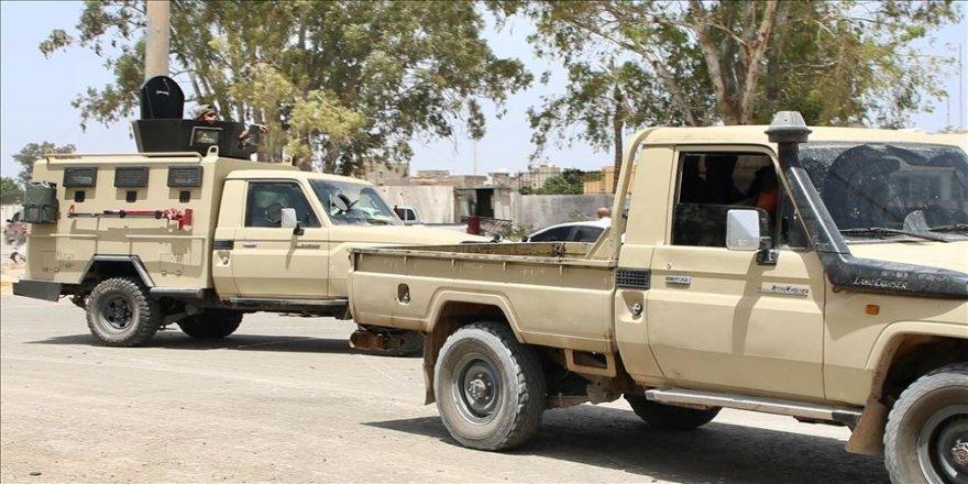 Libya ordusu Trablus'un güneyindeki Urban beldesinde kontrolü sağladı