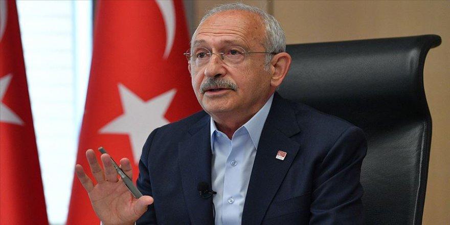 CHP Genel Başkanı Kılıçdaroğlu'ndan Enis Berberoğlu açıklaması