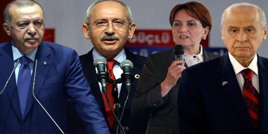 Ünlü anketçiden çarpıcı sonuçlar: AK Parti'nin oyları yüzde 30'lara düştü