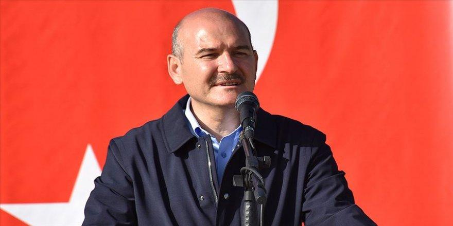 İçişleri Bakanı Soylu: Türkiye Kovid-19 sürecini en başarılı yöneten ülke oldu