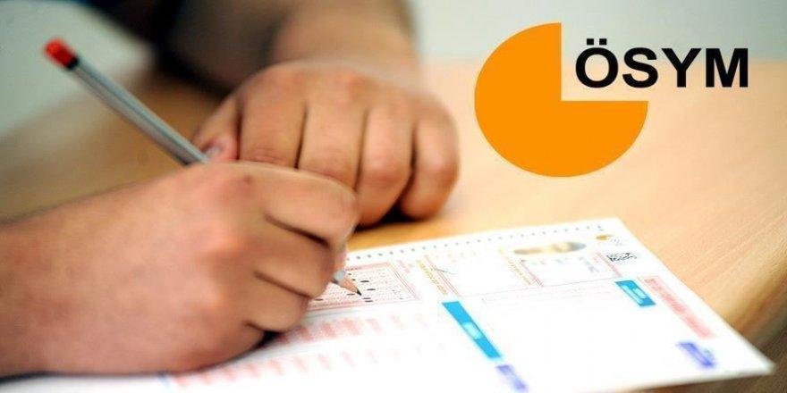 YKS adaylarının sınava giriş belgeleri erişime açıldı