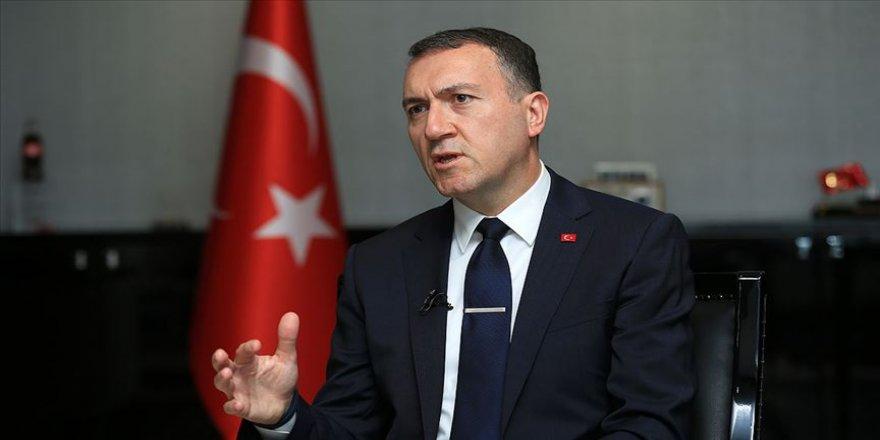 Türkiye'nin Bağdat Büyükelçisi Yıldız: PKK başı ezilmesi gereken ortak düşmandır