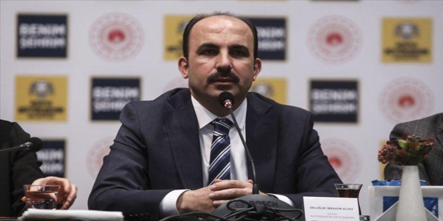 Konya Büyükşehir Belediye Başkanı Altay'dan artan Kovid-19 vakalarına ilişkin açıklama