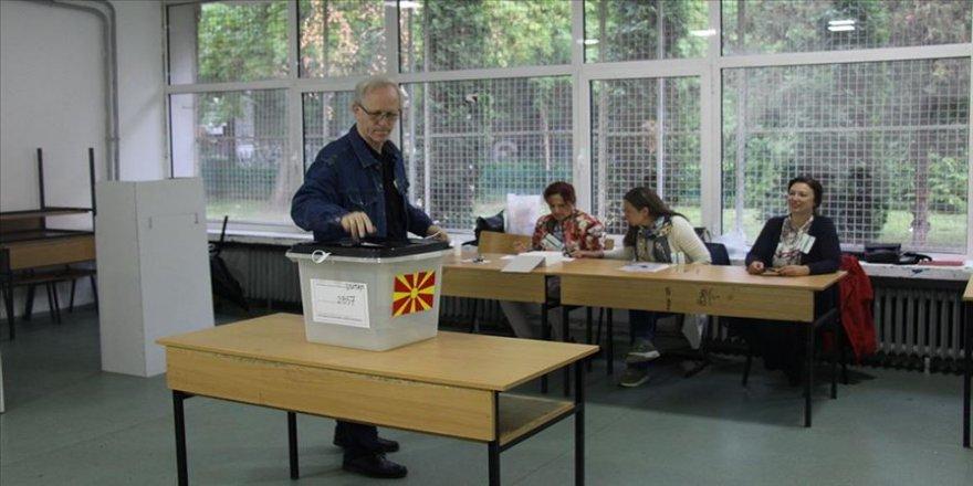 Kuzey Makedonya'da erken genel seçim 15 Temmuz'da yapılacak
